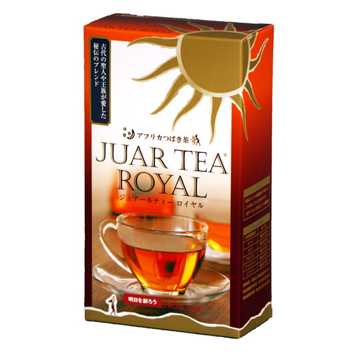juar tea royal